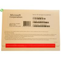 Quality Genuine Microsoft Windows 7 Pro Pack OEM 64 Bit Polish / Italian / French / Japanese Language for sale