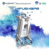 Wholesale Nubway newest product vertical HIFUSHAPE slimming machine/fat-suction Liposuction from china suppliers