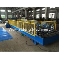 Wholesale High Speed IBR Roof Panel Roll Forming Machine 18 Forming Stations from china suppliers