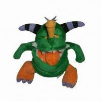 Wholesale Super Cute Plush Toy Monster, Good for Children's Playing from china suppliers