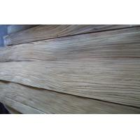 Wholesale Natural Zebrano Quarter Cut Plywood Veneer , 0.45mm Thickness from china suppliers
