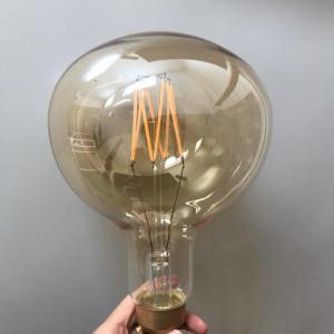 Quality R180 Industrial Light Bulbs Clear Gloden Gray Filament Edison Style LED Light Bulbs for sale