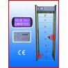 Buy cheap Walk-through Metal Detector,Door frame metal detector, JLS-8008(8 Zones&LCD display) from wholesalers