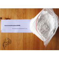 Wholesale DXM Fat Burning Steroids White Crystalline Powder Dextromethorphan Hydrobromide from china suppliers