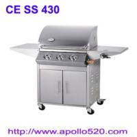 Buy cheap Gas Bbq Grill Free Stand from wholesalers