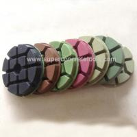 Wholesale Colorful Typhoon Concrete Dry/wet Floor Pads from china suppliers