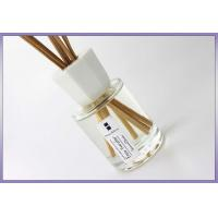 Wholesale eco - friendly 80ml Vanilla Essential Oil Reed Diffuser for dining room from china suppliers