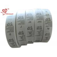Wholesale 32 mm Eco friendly Custom Printed Ribbon Spool for packaging Heat Cut from china suppliers