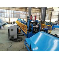 Wholesale 16 stations CU Channel Roll Forming Machine For Steel Constructions 4mm thickness from china suppliers