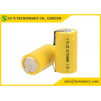 Wholesale Sc1300mah 1.2 V Battery Nickel Cadmium Battery For Emergency Backup Lightings from china suppliers