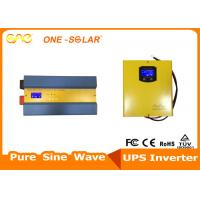Quality Toroidal Transformer 1000W 12V / 2000W 24V Solar UPS Pure Sine Wave Inverter for sale