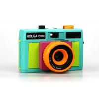 Wholesale Holga 135 K205 Yellow Cat Sound Film Camera lomo camera from china suppliers