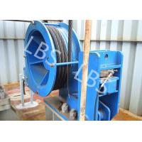 Wholesale Steel Lebus Grooving Drum Windlass Winch Auxiliary Traction Parts from china suppliers