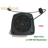 Wholesale Super Wide View Vehicle Reverse Camera  With 1.3 MP HD Resolution , 1.7 Mm Lens from china suppliers