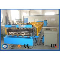 Wholesale Low Noise Wall Panel Roll Forming Machine , Metal Roofing Equipment from china suppliers