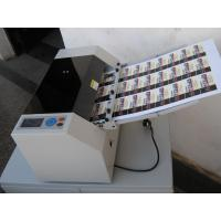 Wholesale 250GSM Semi - Automatic A3 Card Cutting Machine Micro Adjustment from china suppliers