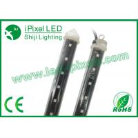 Wholesale 3D 5050 Rigid Led Meteor Tube , Dmx RGB meteor shower lights Outdoor from china suppliers