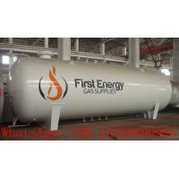 Wholesale factory price CLW brand bulk 50cbm LPG gas storage tank for sale, hot sale 20metric tons surface lpg gas storage tank from china suppliers