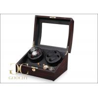Wholesale 2 Motors Battery Powered Watch Winder For Men / Women Automatic Watches from china suppliers
