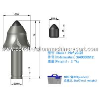 Wholesale Earthmoving Industry Coal Cutter Picks Shank Coal Mine Drill Bit HV120-25 from china suppliers