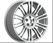 Wholesale Polish KIN-727 19 Inch Alloy Wheels With Machine cut face from china suppliers