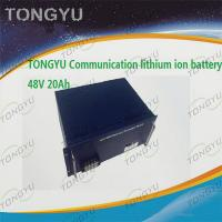 Wholesale Communications Solar Energy Storage Battery 48V 20Ah Back- Up Power System from china suppliers