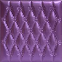 Wholesale Moisture - Proof 3D Leather Wall Panels For Interior Decoration from china suppliers