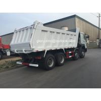 Wholesale HOWO 8*4 Dump Trucks from china suppliers