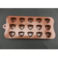 Wholesale Easy to wash silicone cake mould 15 cavities non-stick cake mould with factory price from china suppliers