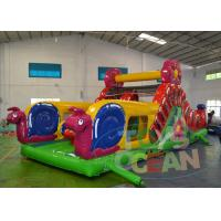 Wholesale Customized Indoor Funny  Inflatable Slides Attraction For Children from china suppliers