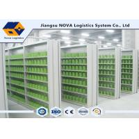 Wholesale Customized Acid Washed Medium Duty Shelving Warehouse With Cold Rolled Steel from china suppliers