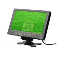 Wholesale 9 Inch Car LCD Monitor Two Way Input With Stand Alone Bracket from china suppliers