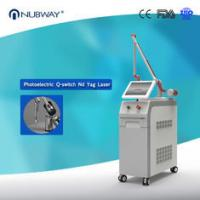 Wholesale China top 10 supplier's Nd yag laser tattoo removal machine pigment removal skin spot removal from china suppliers
