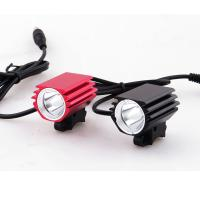 Wholesale CREE XML-L2 1800Lms Bike Front Lamp Taking 18650 Lithium Battery Kits from china suppliers