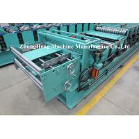 Wholesale IBR Roofing Sheet Roll Forming Machine Sheet Metal Rollforming Systems 4kw 3ph from china suppliers