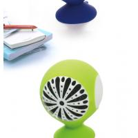 Wholesale Silicon Mushroom Portable Mini Speaker With USB Charger from china suppliers