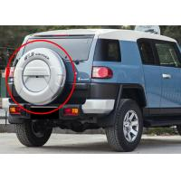 Wholesale Toyota FJ Cruiser 2007 2009 2010 2012 2015 2016 OEM Spare Parts Tire Cover from china suppliers