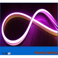 Wholesale 220v purple double sided neon flex building decoration led light from china suppliers