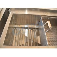 Wholesale High Efficience Oil Saving Potato Chips Frying Machine / Electric Oil Water Mixed Fryer Machine from china suppliers