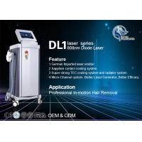 Wholesale Medical CE FDA Approved Laser Hair Removal Machine 808nm Diode Laser Soprano from china suppliers