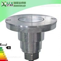 Wholesale IP68 High Brightness 24VDC 1W/3W RGB LED Underwater Light from china suppliers