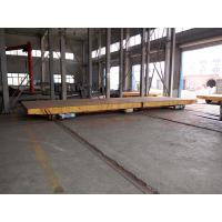 Buy cheap precast concrete workshop use large table track car wired push button operate from wholesalers