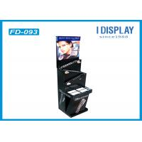 Wholesale Glossy Lamination Retail Cardboard Display Shelves With 3 Tiers from china suppliers