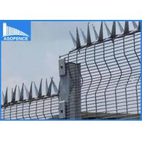 Wholesale High Tensile Welded Powder Coated Fencing Panels Metal Clamp Corrosion Resistance from china suppliers