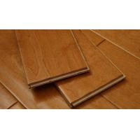 Quality hand scraped maple engineered hardwood flooring for sale