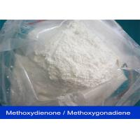 Wholesale High Purity Prohormone Steroids Powders Methoxydienone 2322-77-2 from china suppliers