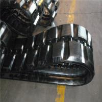Wholesale Rubber Track B450*86*55 Skid Steer Loader Track for Bobcat T750/Bobcat/Case Excavator from china suppliers