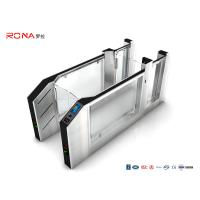 Wholesale Airport Speed Gate Turnstile Security Systems With Facial Recognition Fingerprint System from china suppliers