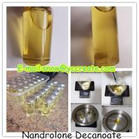 Wholesale Muscle Building Nandrolone Deca Durabolin For Adult Yellow Liqiud 360-70-3 from china suppliers