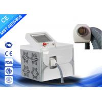 Wholesale Permanent 808nm Laser Diode Laser Hair Removal Beauty Machine 220V / 110V from china suppliers
